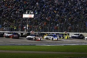 """Dillon: Harvick didn't like """"the 'silver spoon' kid outrunning him tonight"""""""