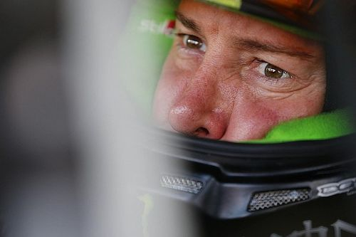 Kurt Busch finds some luck at NHMS