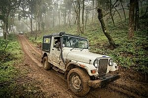 Kumar, Shetty and Anush take wins in AWD Challenge's Coorg round