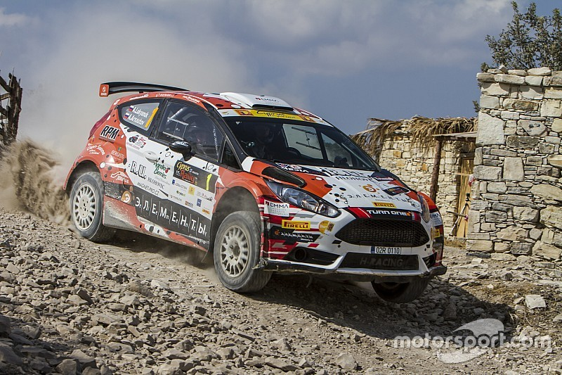 Cyprus ERC: Lukyanuk completes season with dominant win