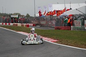 Alla partnership tra FDA e Tony Kart c'era anche Vettel!