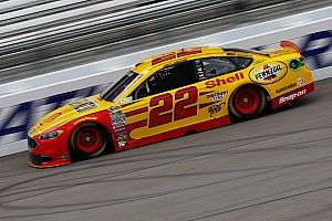 """Winless Logano not in """"panic mode"""" going into Richmond"""