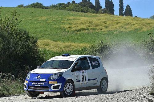 Terzo atto del Trofeo Twingo R2 Terra a San Marino