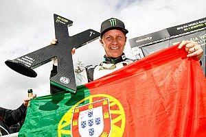 Portugal WRX: Solberg wins, Loeb fifth on debut