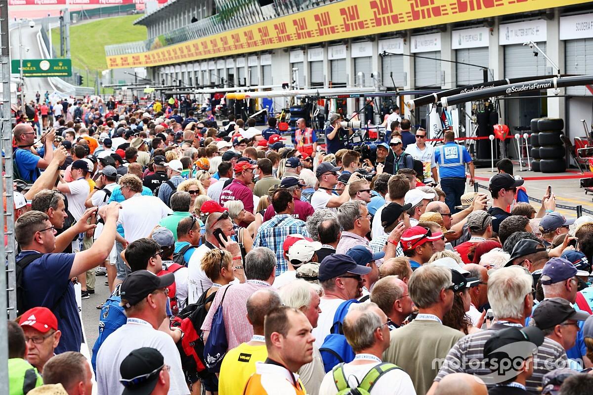 """Brawn: """"La F1 non affretterà l'apertura dei GP ai fan"""""""