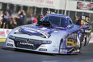 Beckman, Kalitta, Anderson And Sampey sprint to No. 1 qualifiers at NHRA Southern Nationals