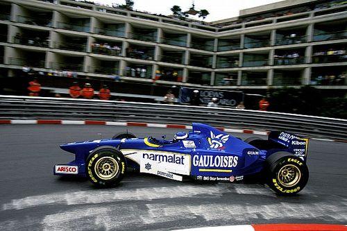A 25 años del histórico GP de Mónaco '96 y el triunfo de Panis