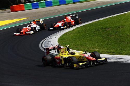 Jadwal lengkap FIA F2 Hongaria 2017