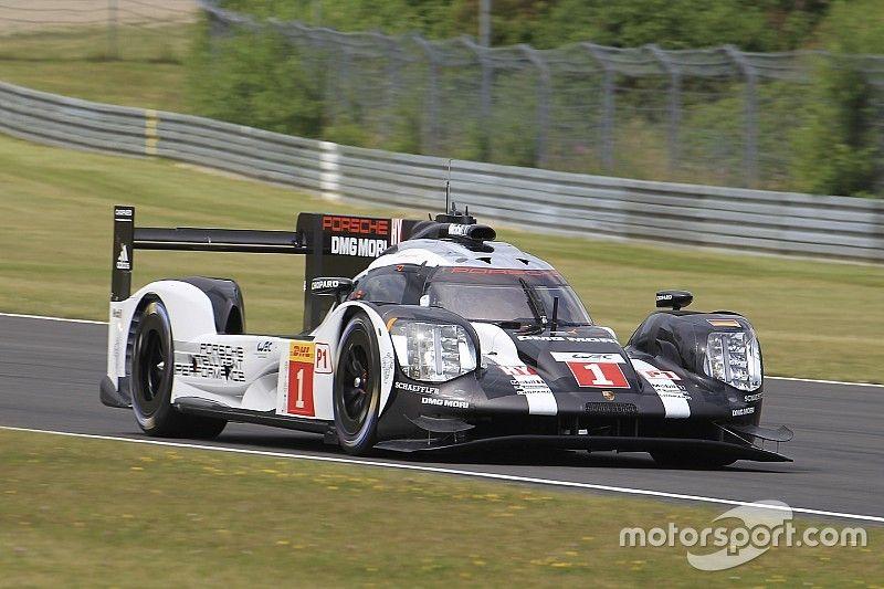 Nurburgring WEC: Porsche stays on top in second practice