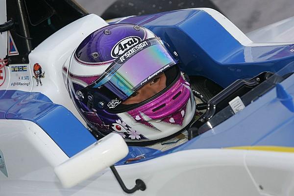 Marino Sato, Motopark ile F3'e adım atıyor