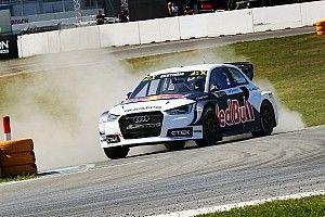 Экстрём выиграл второй этап World RX