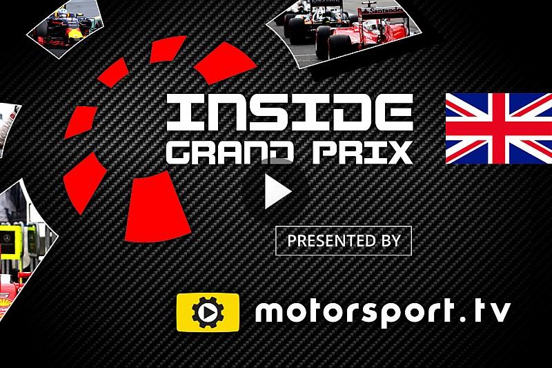 Vidéo - Inside Grand Prix à la découverte de la Grande-Bretagne!