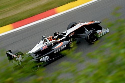 Spa EF Open: Aitken beats Pulcini in epic duel to win race one