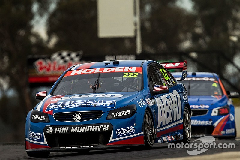 Sponsorship deal lands Supercars team in legal battle