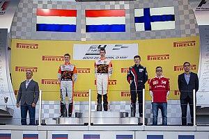 Nederlanders winnen F4-races op Sochi