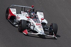 Indy 500: Andretti retains top spot on Fast Friday