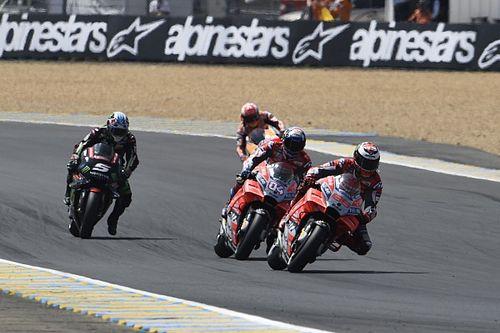 """Dovizioso uit kritiek: """"Aanpak Lorenzo werkt niet bij Ducati"""""""