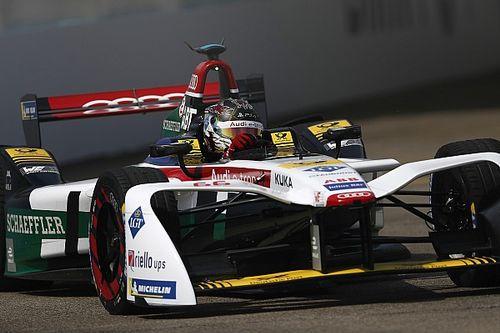 Abt bate Di Grassi em dia de domínio da Audi em Berlim