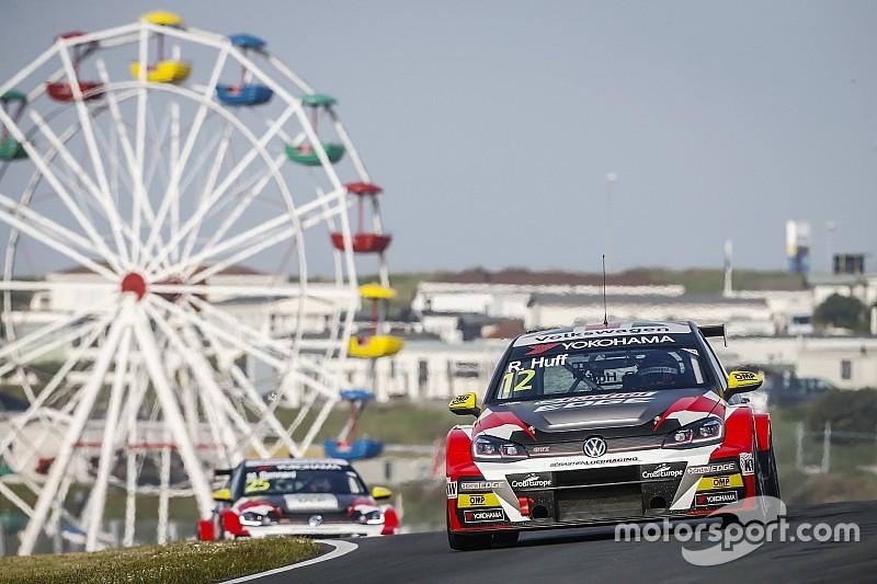 Huff e Bennani firmano la prima fila tutta Volkswagen per Gara 1 di Vila Real