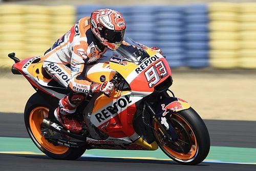 """Marquez ondanks riante voorsprong: """"Beide benen op de grond houden"""""""