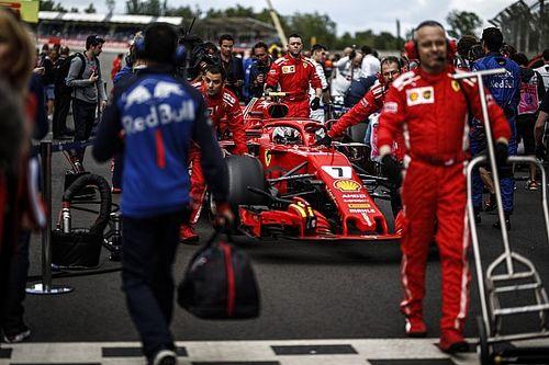 Le moteur de Räikkönen pourrait être réutilisé