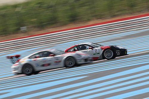 Fotogallery: le splendide gare della Porsche Carrera Cup al Le Castellet