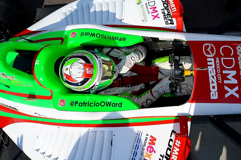 Mid-Ohio Indy Lights: O'Ward beats Herta again