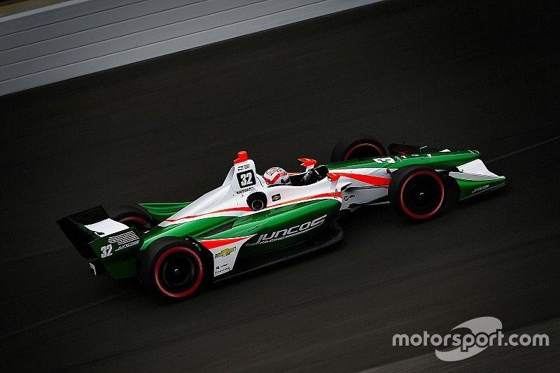Kaiser quedó confirmado para Indy 500 con Juncos