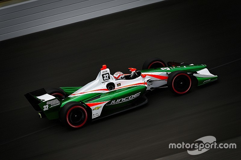 Kaiser confirmed for second Indy 500 with Juncos
