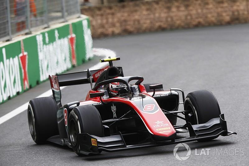F2 Bakü: İkinci yarışın kazananı Russell oldu