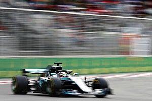 Los F1 de 2019 serán 1s5 más lentos