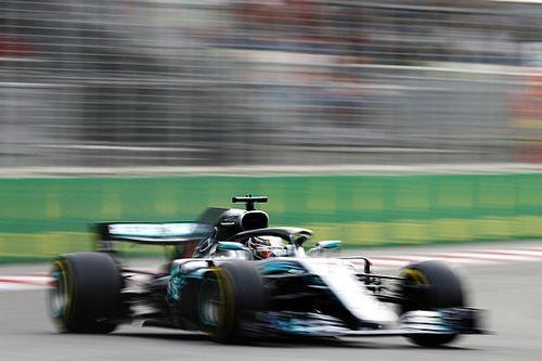 Nieuwe aero-reglementen maken F1 anderhalve seconde langzamer