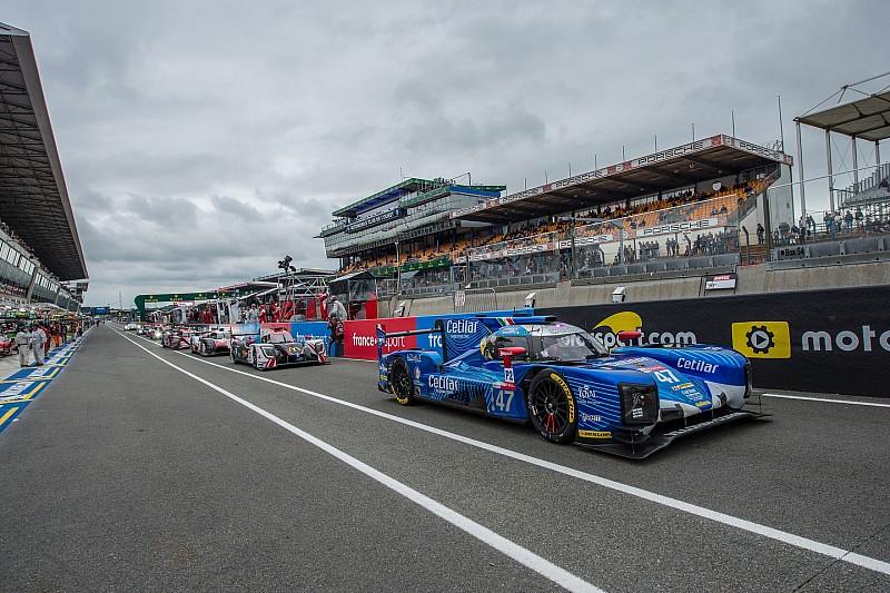 Le Mans: riparazione finita, la Cetilar Villorba Corse in pista per il warm up!