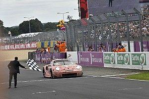 Le Mans: Porsche ha dominato la GTE/Pro con una doppietta incontrastata