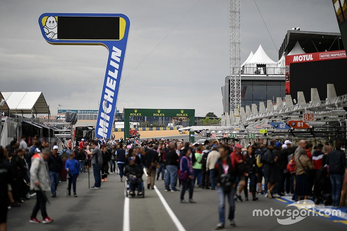 Le Mans, Fillon: 'Con regole LMDh le Case accorreranno'