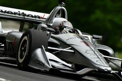Ньюгарден завоевал поул на этапе IndyCar в Торонто