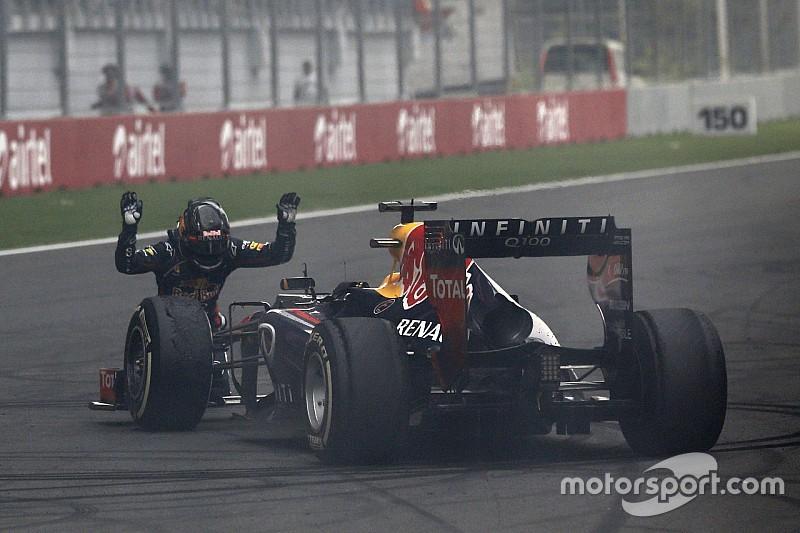 GALERÍA: Todas las victorias de Vettel en la F1