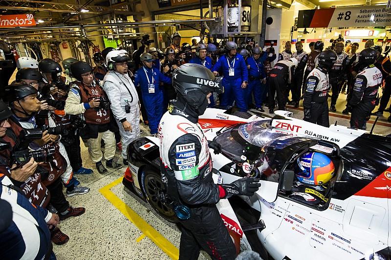 """Alonso: """"L'Audi dieci anni fa vinceva da sola. Ora ci sono 10 LMP1 in lizza!"""""""