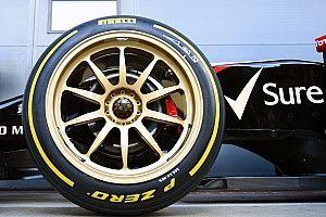 الفورمولا واحد تتجه لاعتماد إطارات بقياس 18 بوصة في 2021