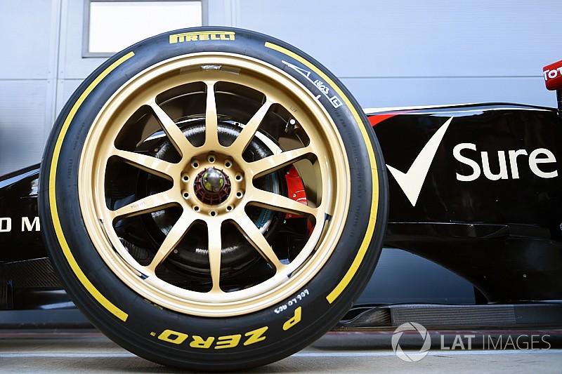 2021年規則変更に合わせホイールサイズ変更へ。F1も18インチに?