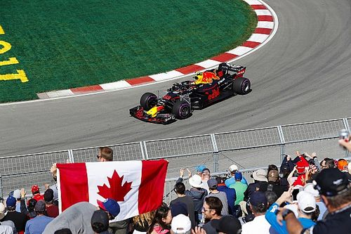 FP1 GP Kanada: Verstappen ungguli Hamilton