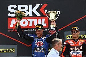 Alex Lowes bricht den Bann: Erster Sieg im 118. WSBK-Rennen
