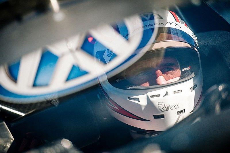 """Dumas: """"El Volkswagen eléctrico es el mejor coche que he pilotado en Pikes Peak"""""""