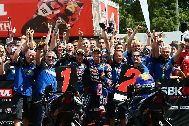 Ufficiale! Van der Mark e Lowes rinnovano con Yamaha per il 2019
