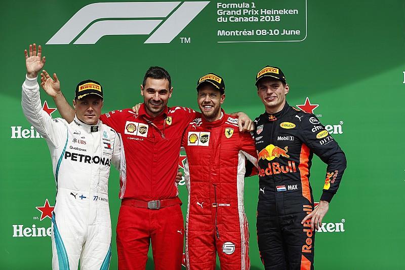 Гран Прі Канади: Феттель без проблем здобув перемогу