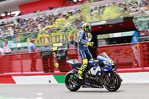 Yamaha atmet auf: Rossi und Vinales in Mugello schnell