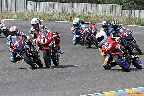 New National Motorcycle Championship season begins at Coimbatore
