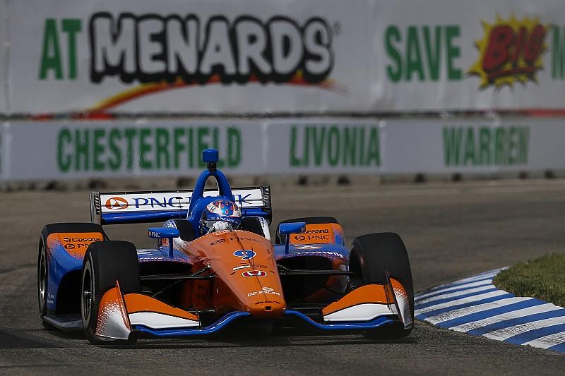 IndyCar у Детройті: Діксон здобув першу перемогу у 2018-му