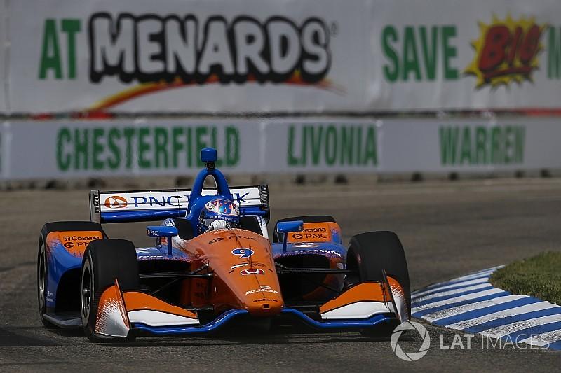 IndyCar Detroit: dominante Dixon boekt 42ste zege