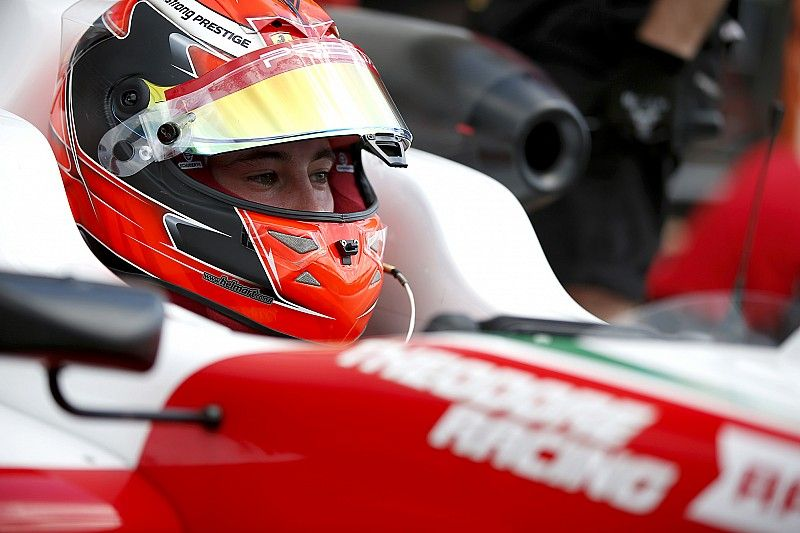 FIA F3: Armstrong logra una gran pole en Norisring